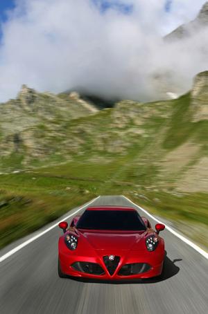Foto Exteriores (12) Alfa Romeo 4c Cupe 2013