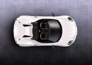 Foto Exteriores (3) Alfa Romeo 4c Descapotable 2014