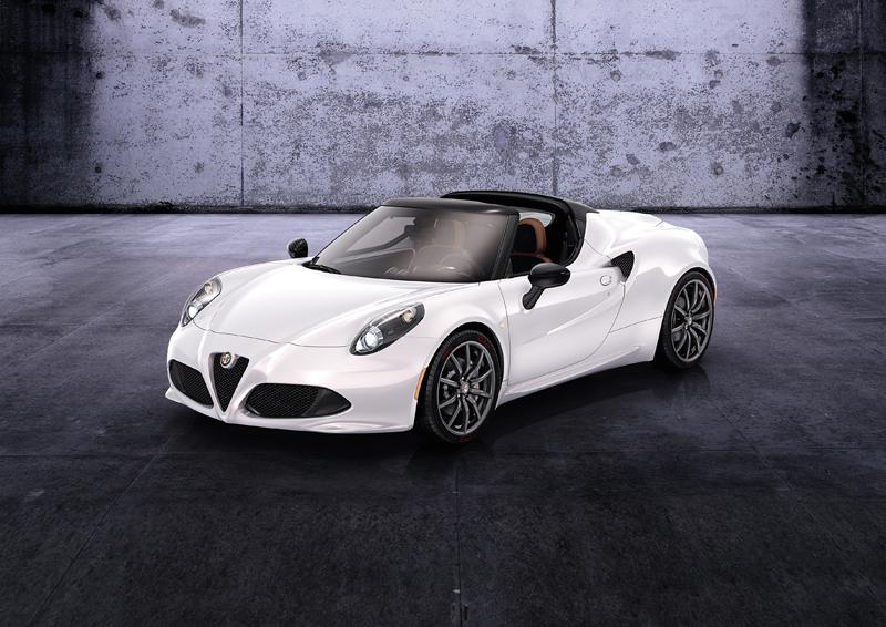 Foto Exteriores Alfa Romeo 4c Descapotable 2014