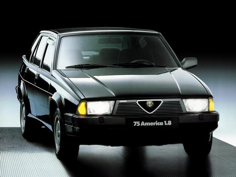 Alfa Romeo 75 America 1.8