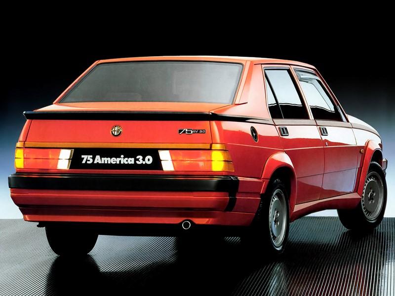 Alfa Romeo 75 America 6V 3.0