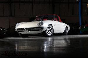 Foto Exteriores (1) Alfa Romeo Alfaholics-spider-r-007 Descapotable 2016