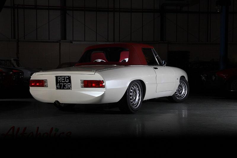 Alfa Romeo Spider by Alfaholics