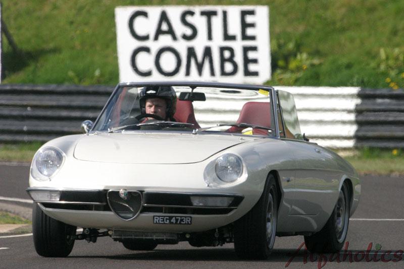 Foto Exteriores Alfa Romeo Alfaholics Spider R 007 Descapotable 2016
