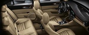 Foto Interiores Alfa Romeo Giulia Sedan 2016