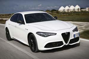 Foto Delantera Alfa Romeo Giulia Sedan 2020