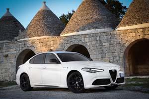 Foto Exteriores (7) Alfa Romeo Giulia Sedan 2020