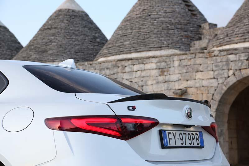 Foto Detalles (11) Alfa Romeo Giulia Sedan 2020
