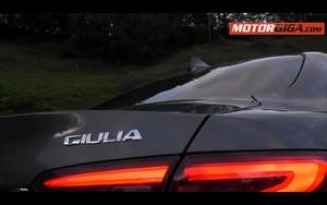 Foto Detalles 3 Alfa Romeo Giulia-prueba Sedan 2016