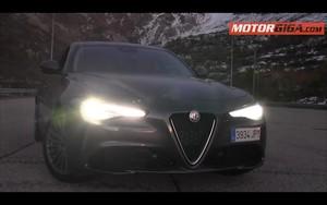Foto Exteriores 1 Alfa Romeo Giulia-prueba Sedan 2016