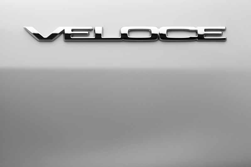 Alfa Romeo Giulia Veloce 2017, detalle