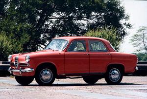 Alfa Romeo Giulietta Sedan primera generación