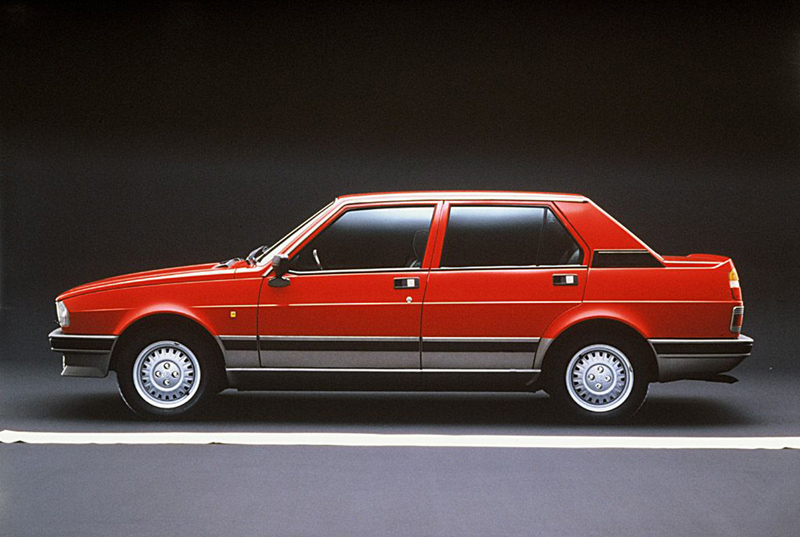 Alfa Romeo Giulietta segunda generación