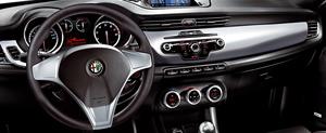 Alfa Romeo Giulietta -Análisis de Interiores-
