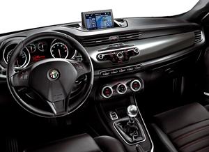 Versiones y equipamiento Alfa Romeo Giulietta