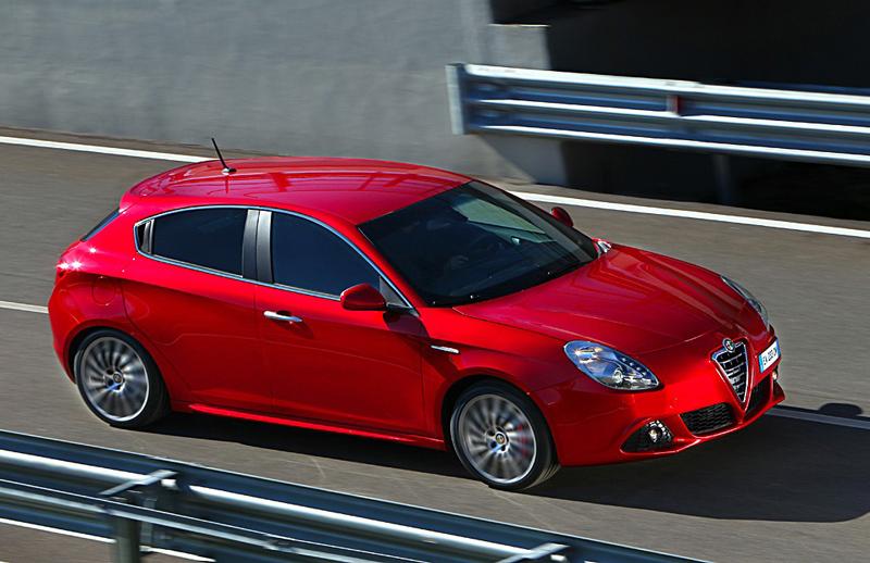 Alfa Romeo Giulietta 1.6 JTDM 105 CV Start&Stop (5 puertas) modelo ...