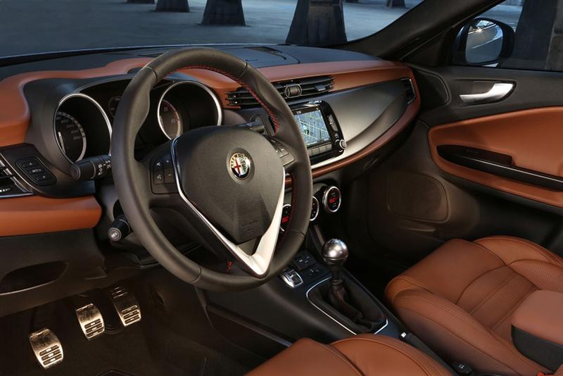 Alfa Romeo Giulietta Super 2014