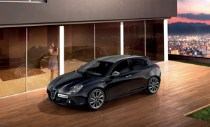 Foto Perfil Alfa Romeo Giulietta-veloce Dos Volumenes 2013