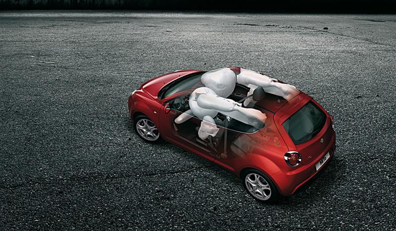 Foto Tecnicas Alfa Romeo Mito Dos Volumenes 2009