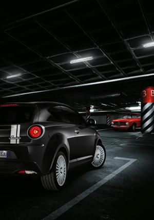 Foto Detalles (3) Alfa Romeo Mito-junior Dos Volumenes 2014