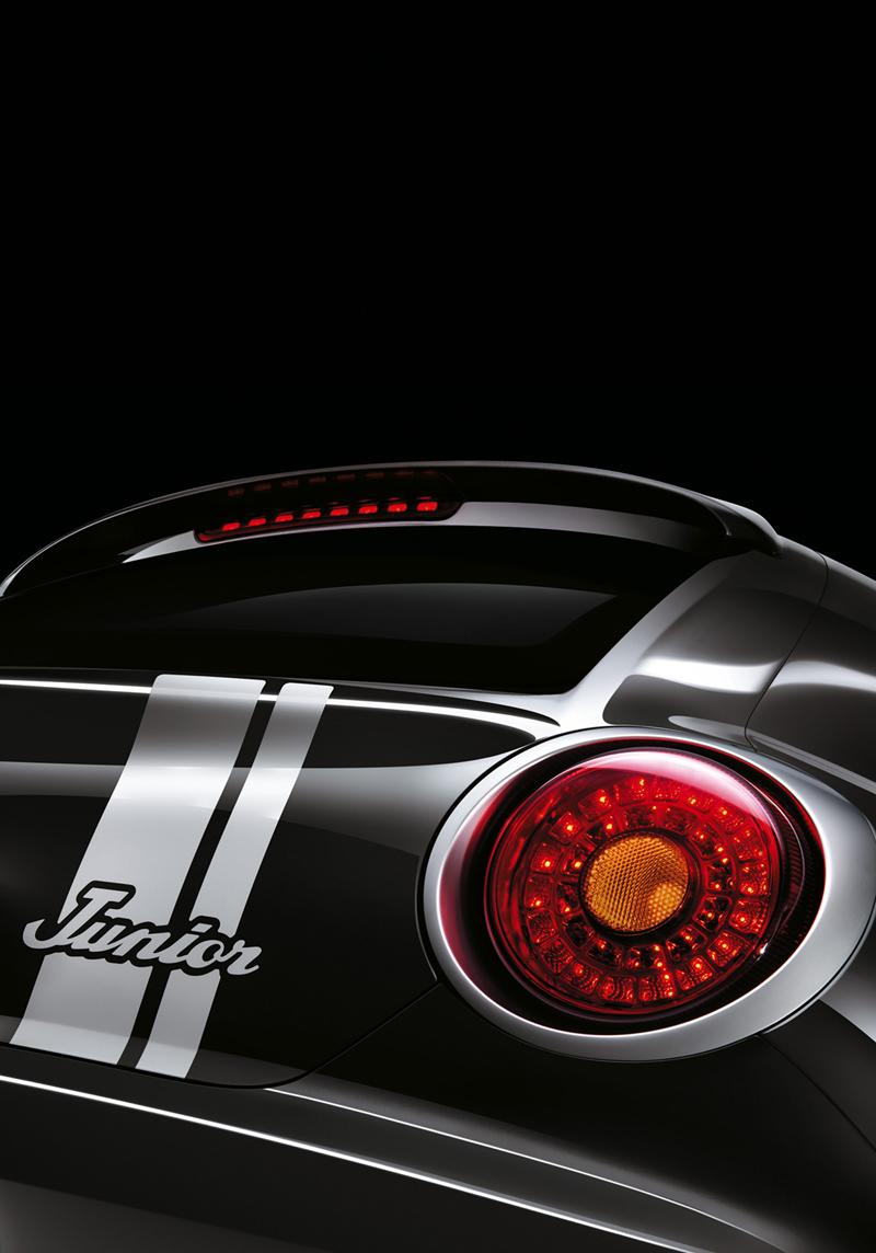 Foto Detalles Alfa Romeo Mito Junior Dos Volumenes 2014