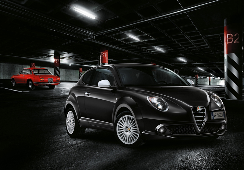 Alfa Romeo MiTo Junior 2014
