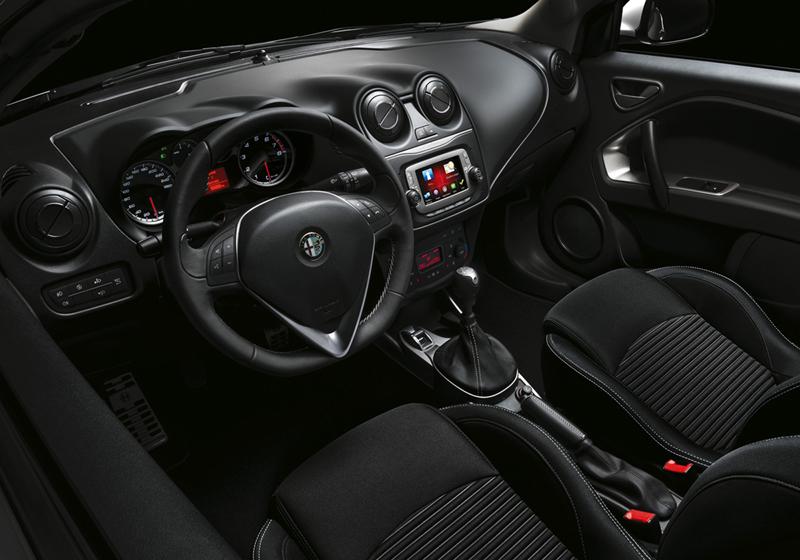 Alfa Romeo MiTo Junior 2014