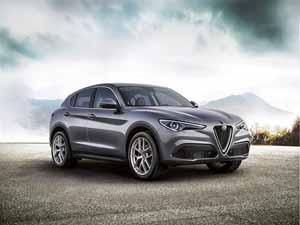 Foto Exteriores (2) Alfa Romeo Stelvio Suv Todocamino 2017