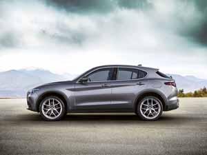Foto Exteriores (3) Alfa Romeo Stelvio Suv Todocamino 2017