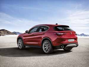 Foto Exteriores (4) Alfa Romeo Stelvio Suv Todocamino 2017