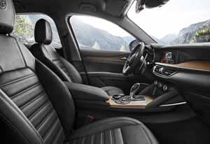 Foto Interiores (1) Alfa Romeo Stelvio Suv Todocamino 2017