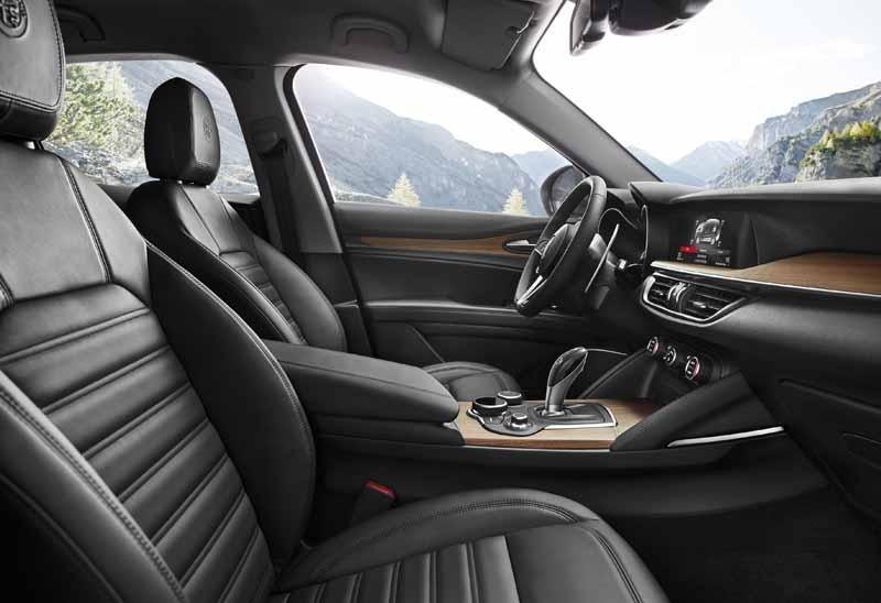 Foto Interiores (3) Alfa Romeo Stelvio Suv Todocamino 2017