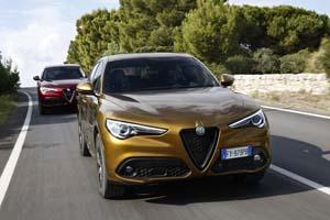Foto Exteriores (5) Alfa Romeo Stelvio Suv Todocamino 2020