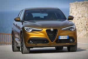 Foto Exteriores (7) Alfa Romeo Stelvio Suv Todocamino 2020