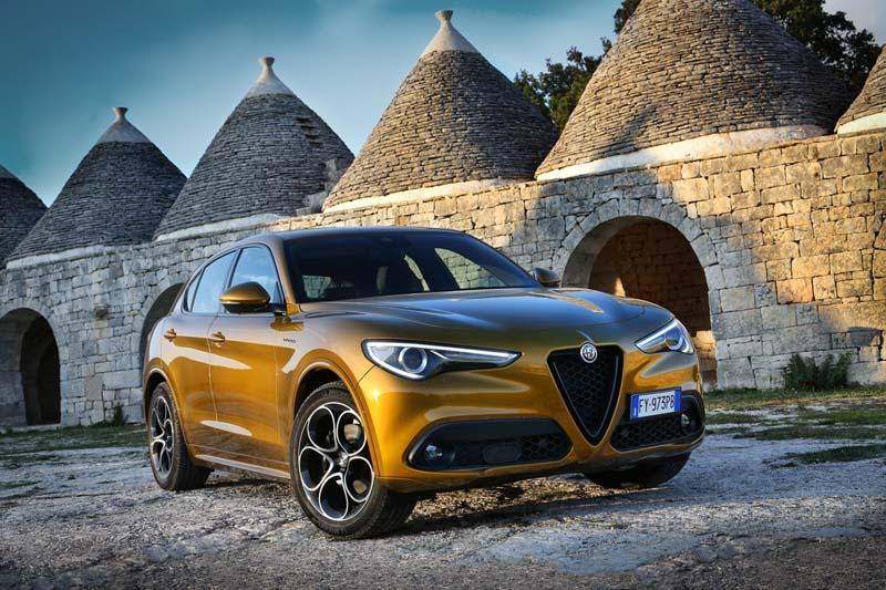 Foto Exteriores (1) Alfa Romeo Stelvio Suv Todocamino 2020