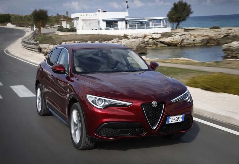 Foto Exteriores (10) Alfa Romeo Stelvio Suv Todocamino 2020