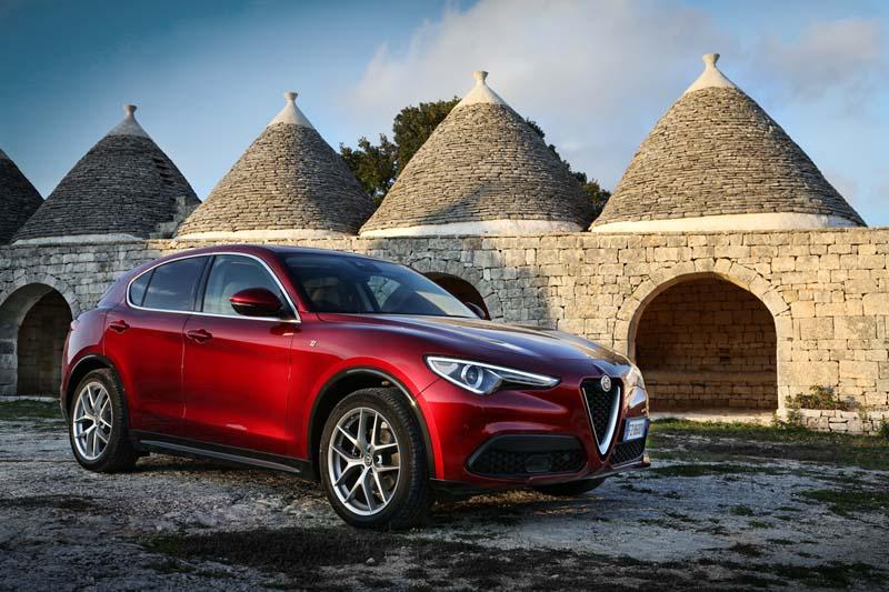 Foto Exteriores (11) Alfa Romeo Stelvio Suv Todocamino 2020