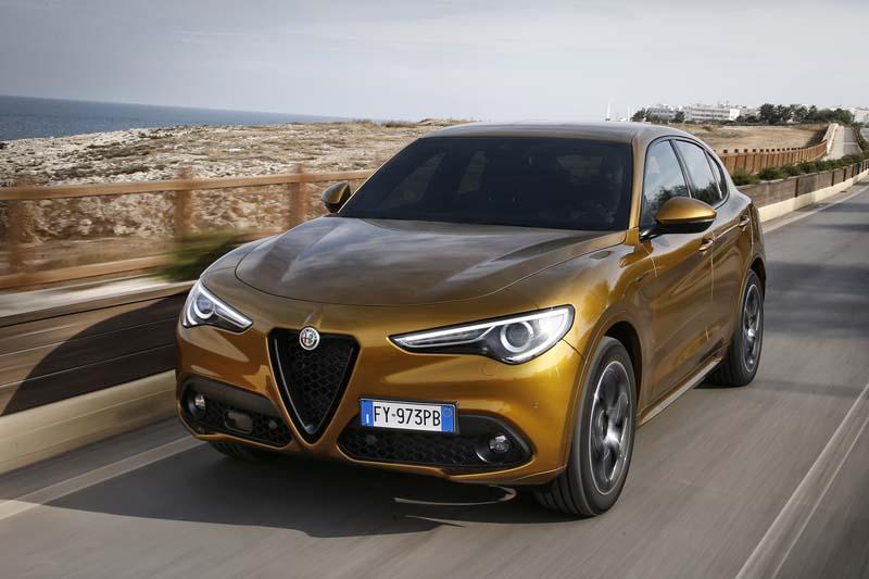 Foto Exteriores (2) Alfa Romeo Stelvio Suv Todocamino 2020