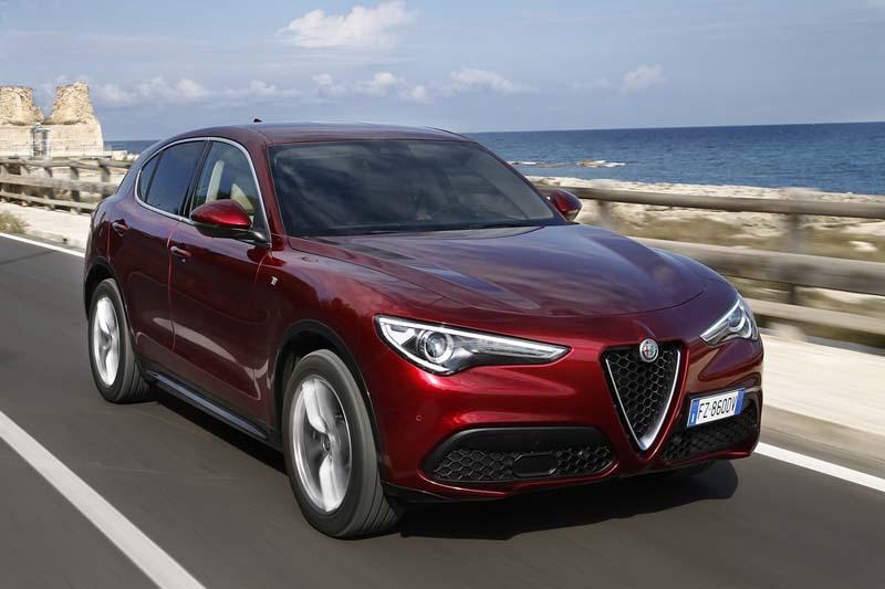 Foto Exteriores (9) Alfa Romeo Stelvio Suv Todocamino 2020