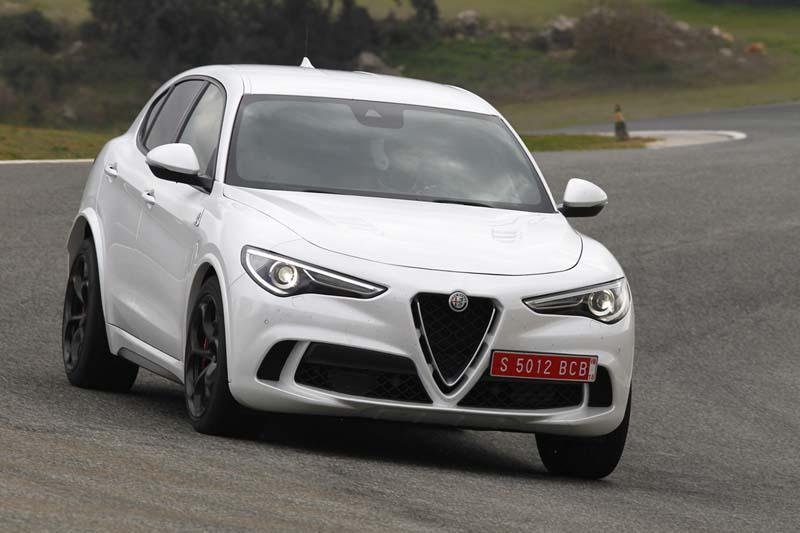Foto Exteriores (17) Alfa Romeo Stelvio-quadrifoglio Suv Todocamino 2017