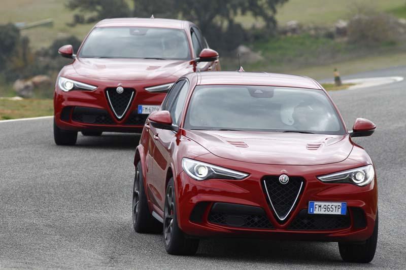 Foto Exteriores (18) Alfa Romeo Stelvio-quadrifoglio Suv Todocamino 2017