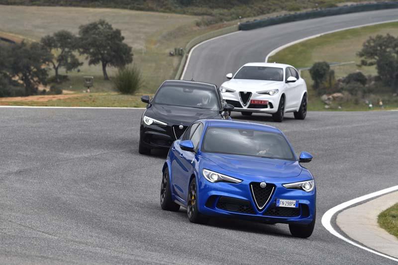 Foto Exteriores (27) Alfa Romeo Stelvio-quadrifoglio Suv Todocamino 2017