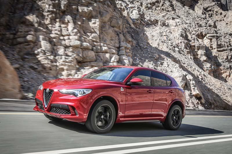 Foto Exteriores Alfa Romeo Stelvio Quadrifoglio Suv Todocamino 2017