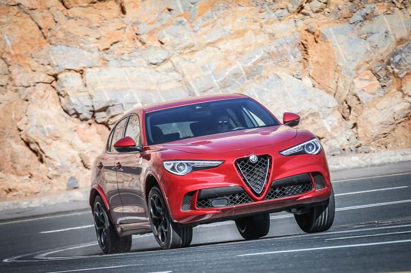 Foto Exteriores (43) Alfa Romeo Stelvio-quadrifoglio Suv Todocamino 2017