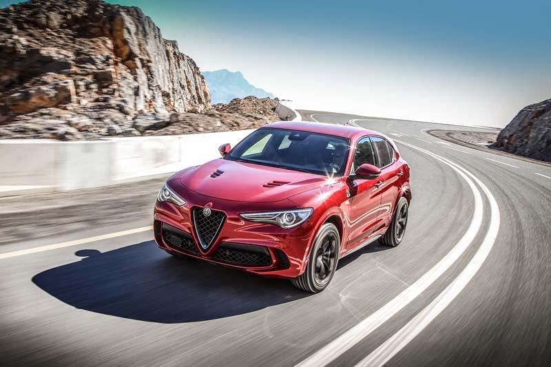 Foto Exteriores (45) Alfa Romeo Stelvio-quadrifoglio Suv Todocamino 2017