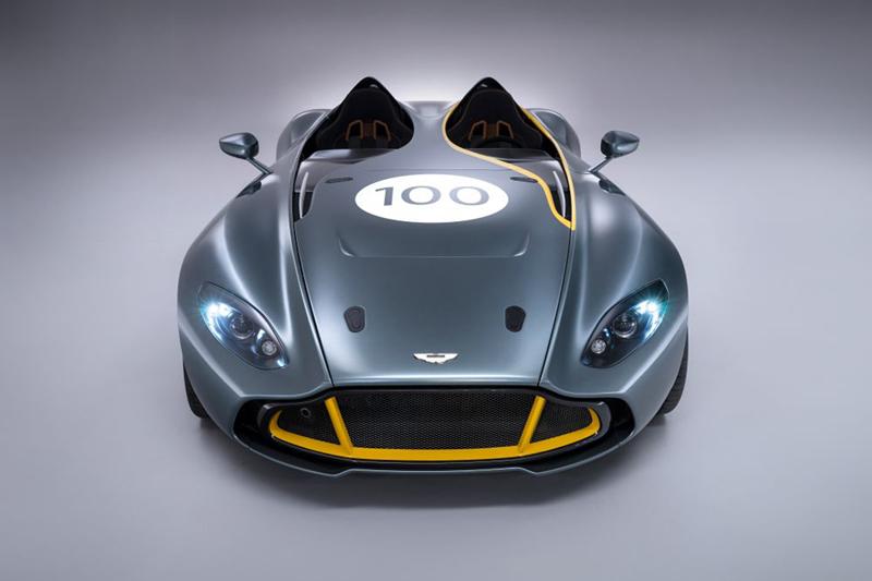 Foto Delantera Aston Martin Cc100 Cupe 2013