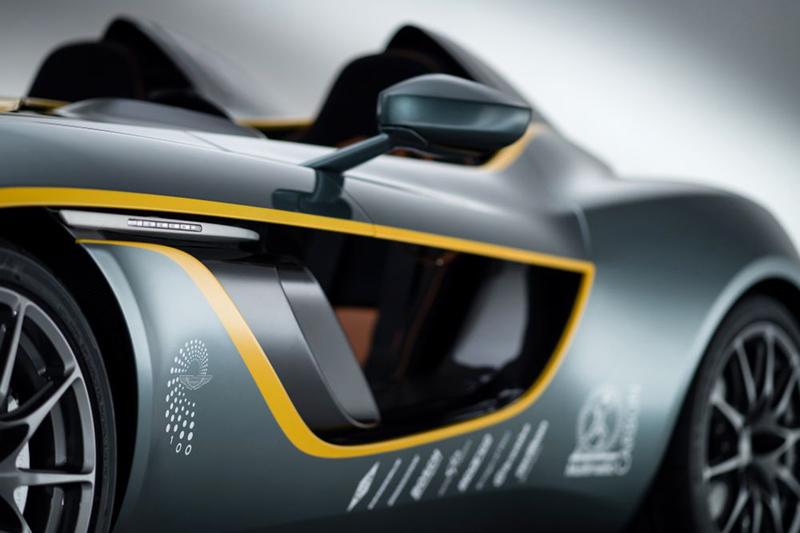 Foto Detalles Aston Martin Cc100 Cupe 2013
