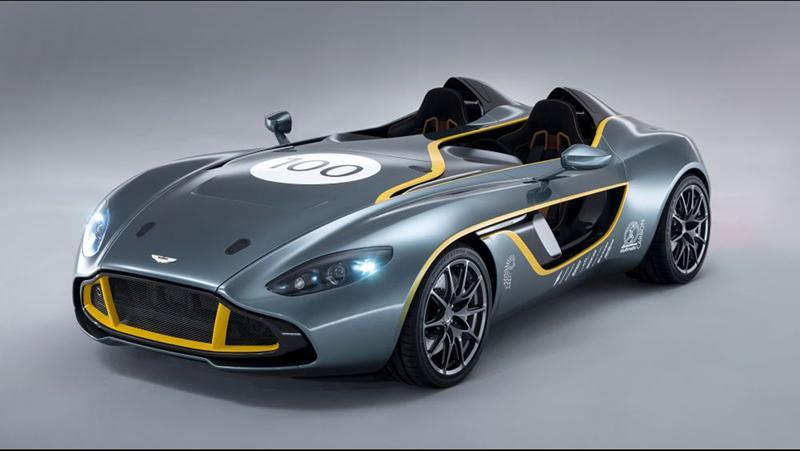 Aston Martin CC100 2013