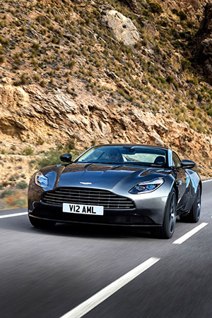 Foto Exteriores (15) Aston Martin Db-11 Cupe 2016