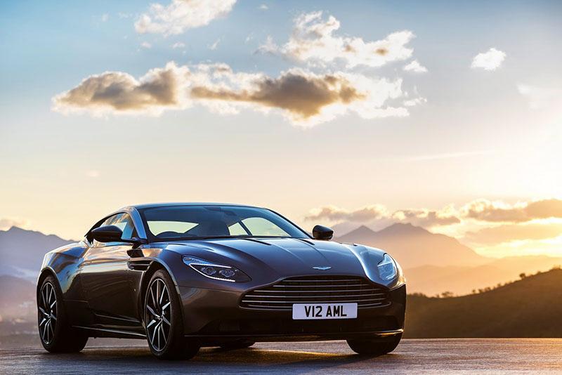 Foto Exteriores Aston Martin Db 11 Cupe 2016